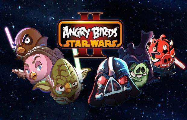 Solution pour Angry Birds Star Wars II