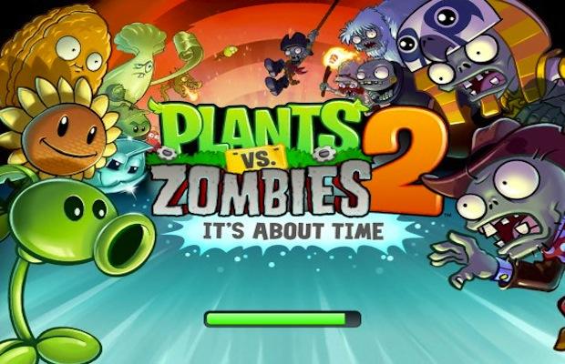 Plants vs Zombies 2: Soluces Partie 31 à 60!