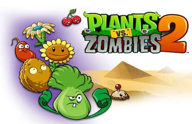 Plants vs Zombies 2: Soluces Partie 61 à 90!