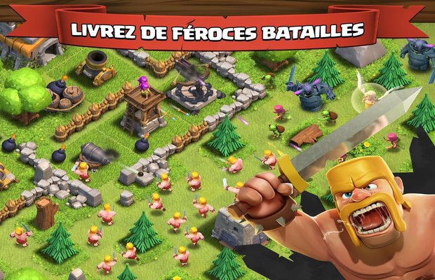 Clash of Clans2