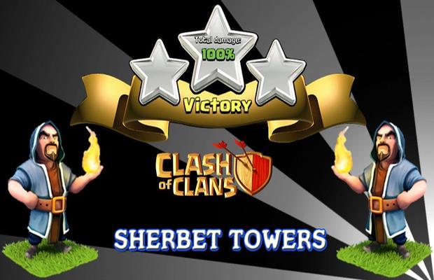 Read more about the article Solutions pour les niveaux 1 à 30 de Clash of Clans
