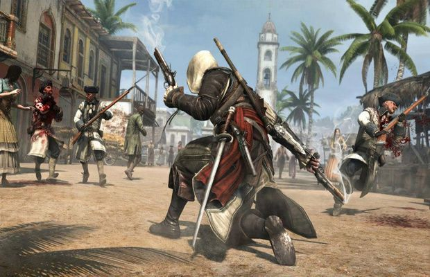 Soluce complète d'Assassin's Creed 4 Black Flag B