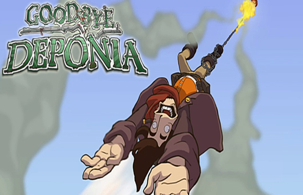 Solution pour Goodbye Deponia une