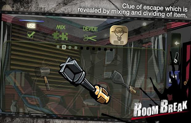 Solution pour RoomBreak Escape Now Episodes 3 et 4 a