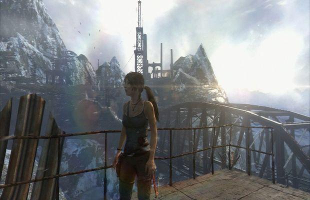 Solution de Tomb Raider 2 B