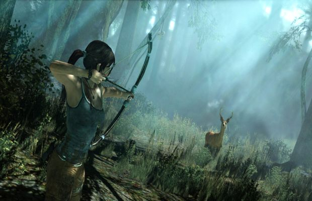 Solution de Tomb Raider B