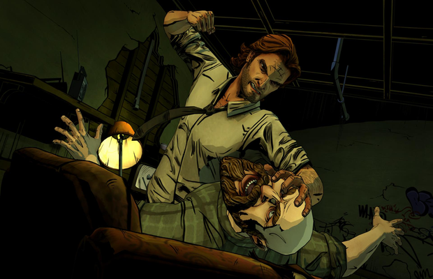 Solution pour The Wolf Among Us Episode 1