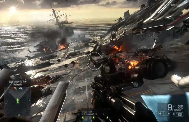 Walkthrough de Battlefield 4 B