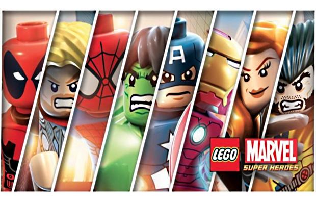 Walkthrough de LEGO Marvel Super Heroes Partie 2