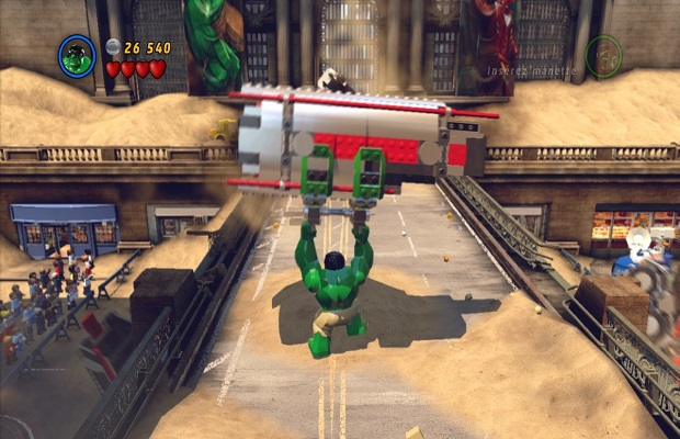 Walkthrough de LEGO Marvel Super Heroes B