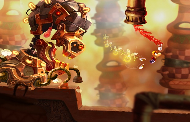 Walkthrough de Rayman Fiesta Run B