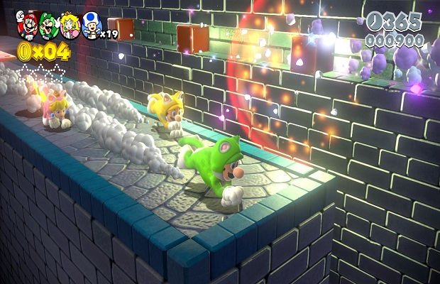 Walkthrough de Super Mario 3D World B