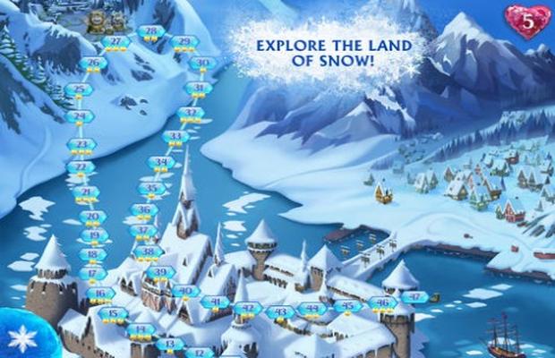 attention aujourdhui nous vous prsentons la solution pour la reine des neiges free fall disponible sur android et ios il sagit dun jeu gratuit