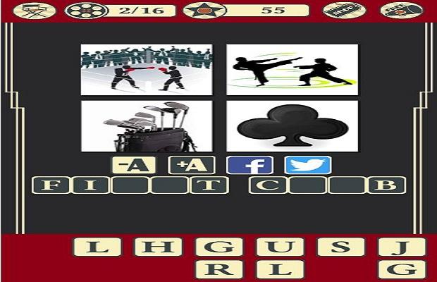 Solution de 4 Pics 1 Movie Niveaux 8 à 15
