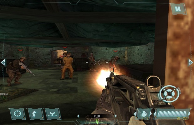 Walkthrough de Call of Duty Strike Team B