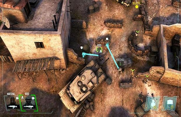 Walkthrough de Call of Duty Strike Team C