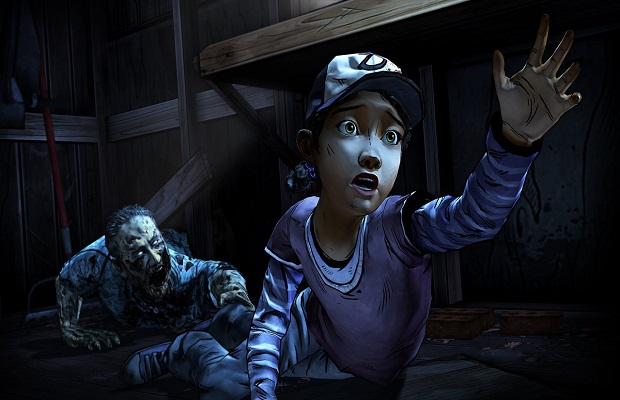 Walkthrough de Walking Dead Saison 2 B