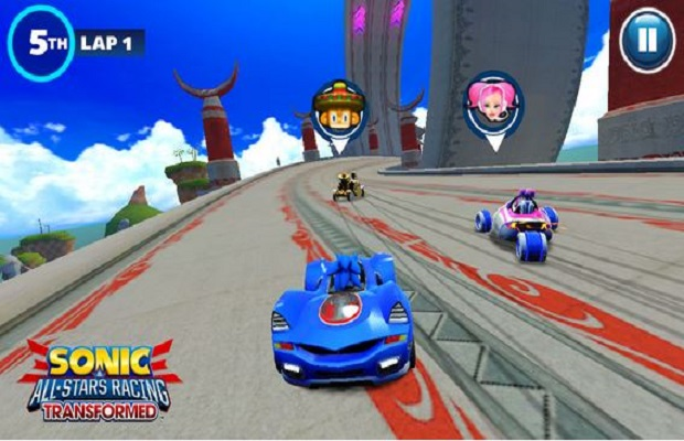 Astuces de Sonic Racing Transformed B