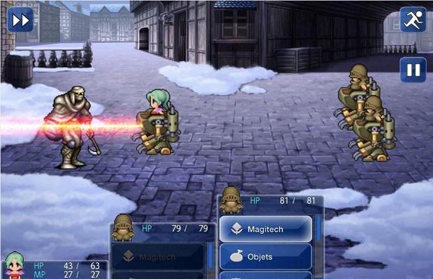 Astuces pour Final Fantasy VI B