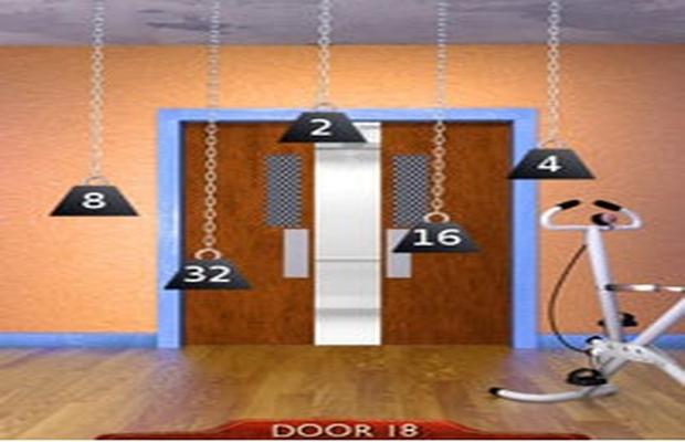 Solution pour 100 Doors 2 Beta Niveaux 1 à 20 b