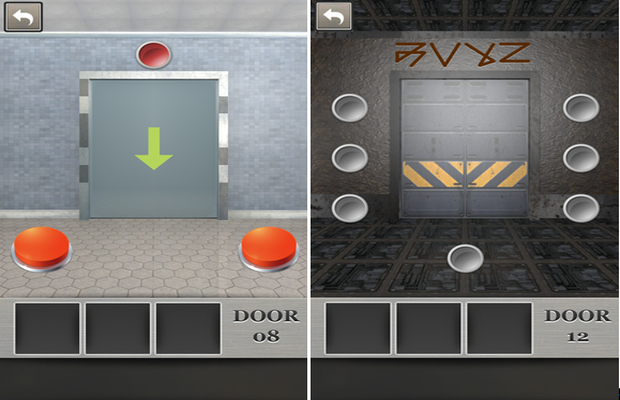 Solution pour 100 Locked Doors Niveaux 1 à 50 a