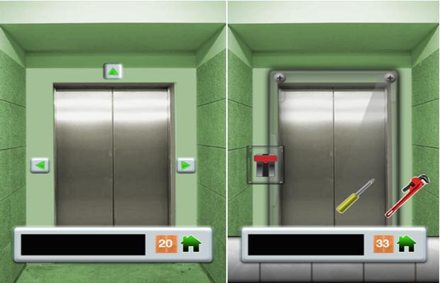 Solution pour 100 Easy Doors - TYCE Niveaux 1 à 50 a