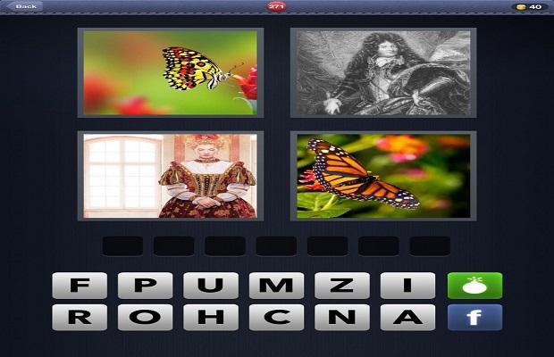 Toutes les réponses de 4 Pics 1 Word C