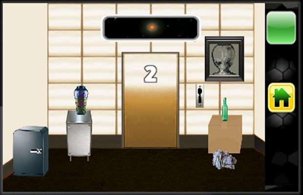 Solution Can You Escape Space Doors Niveaux 1-15