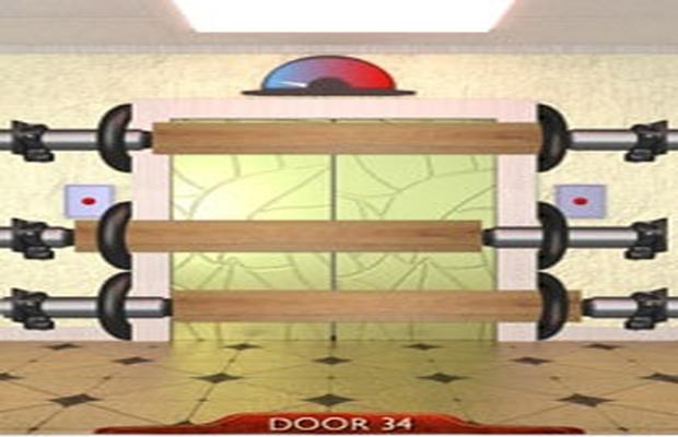 Solution pour 100 Doors 2 Niveaux 21 à 40 a
