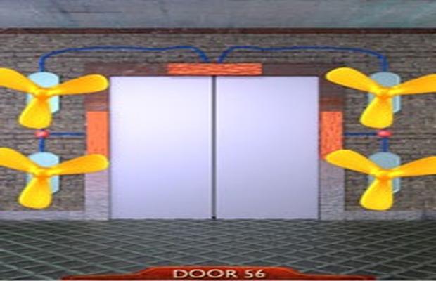 Solution pour 100 Doors 2 Niveaux 41 à 60