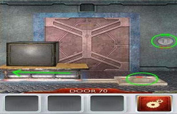 Solution pour 100 Doors 2 Niveaux 61 à 80