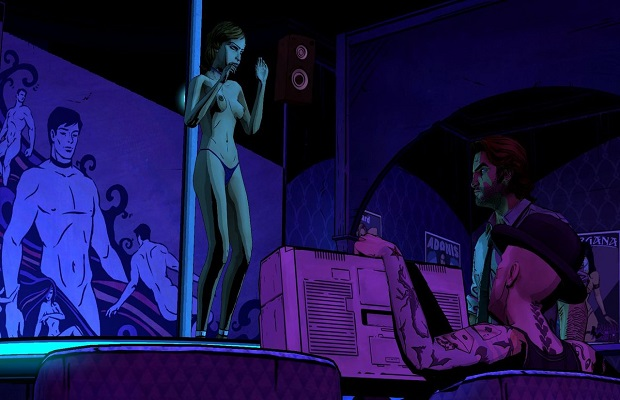 Solution pour The Wolf Among Us Episode 2 B