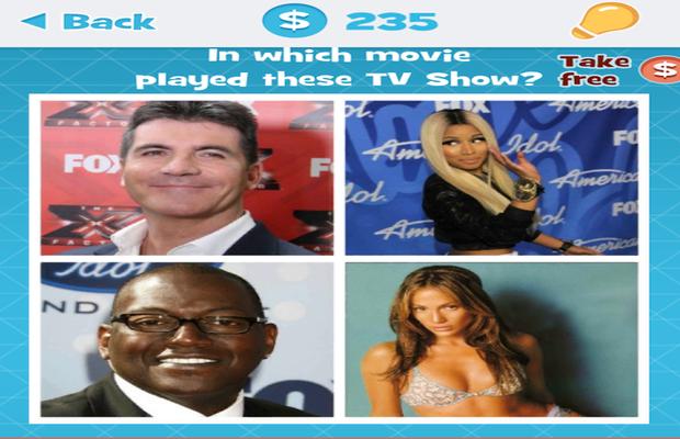 4 Actors 1 Show réponses 1 à 110