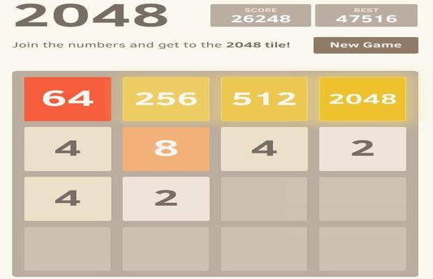 Astuces de jeu pour 2048 b