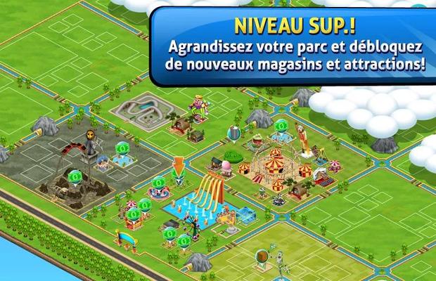 Guide pour Theme Park sur Android et iOS a