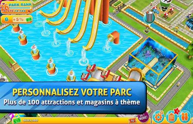 Guide pour Theme Park sur Android et iOS b