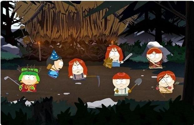Le Walkthrough de South Park Le bâton de la vérité C