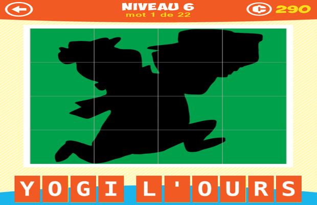 Solution 1 Image 1 Mot Ombre Puzzle Niveaux 5-6