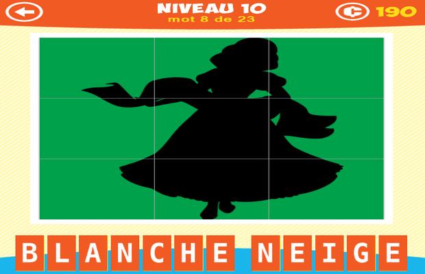 Solution 1 Image 1 Mot Ombre Puzzle Niveaux 9-10