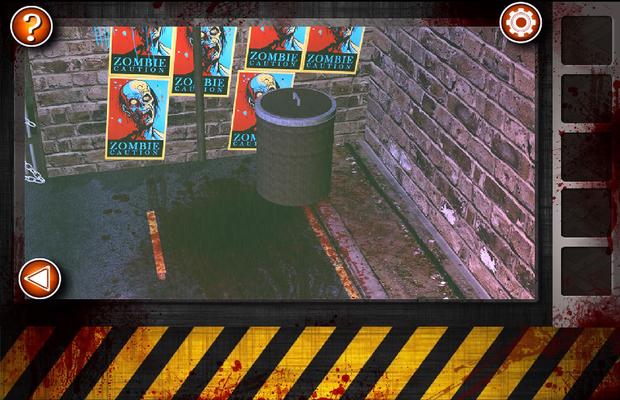Solution Escape the Room Zombies Niveaux 1-10