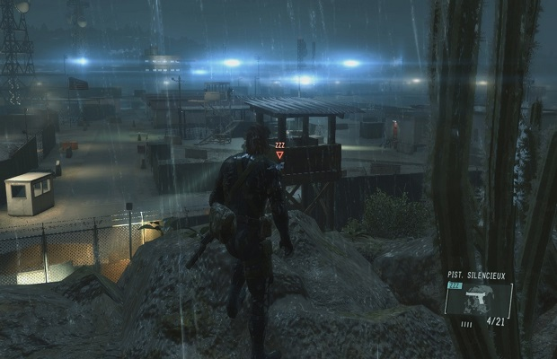 Le walkthrough de Metal Gear Solid V Ground Zeroes B