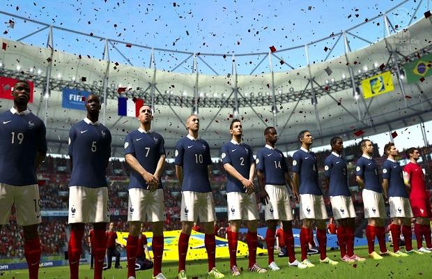 Les skills de Coupe du monde de la FIFA Brésil 2014 B
