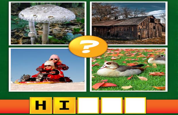 Réponses 4 Images 1 ODD 1
