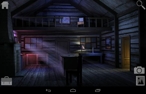Solution Cabin Escape Alice's Story 1