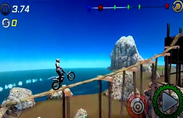 Solution Trial Xtreme 3 Niveaux Beach