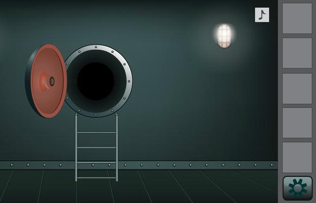 Solution pour Submarine Escape Niveaux 1-60