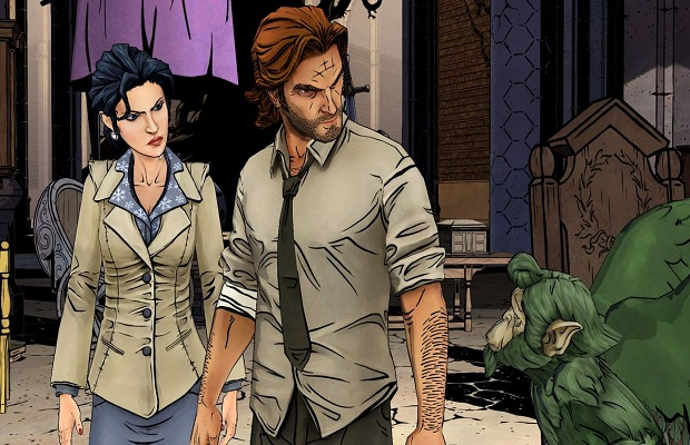 Solution pour The Wolf Among Us Episode 3 B