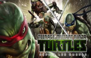 Les Solutions de Teenage Mutant Ninja Turtles : Depuis les Ombres!