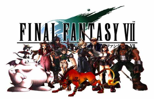 Solution complète du jeu Final Fantasy 7 sur Playstation (1998)
