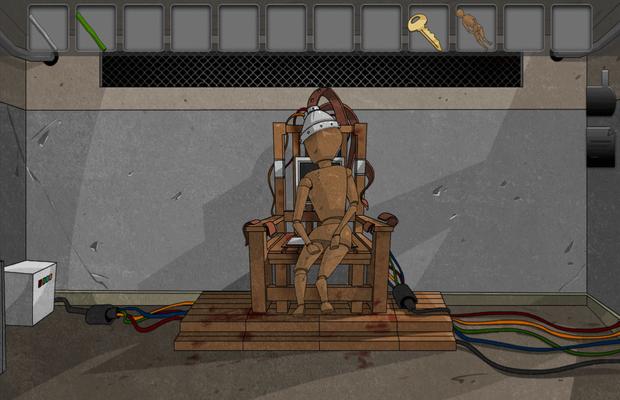 Solution pour Escape 2 Prison Grindhouse 1